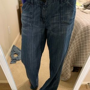 Gap loose fit jeans. Light weight.